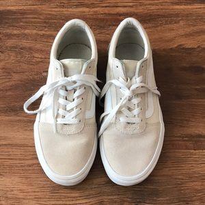 vans ward beige